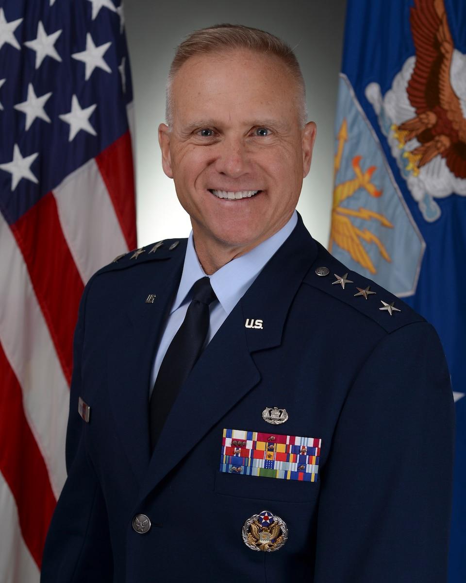Lt Gen Jeffrey Rockwell