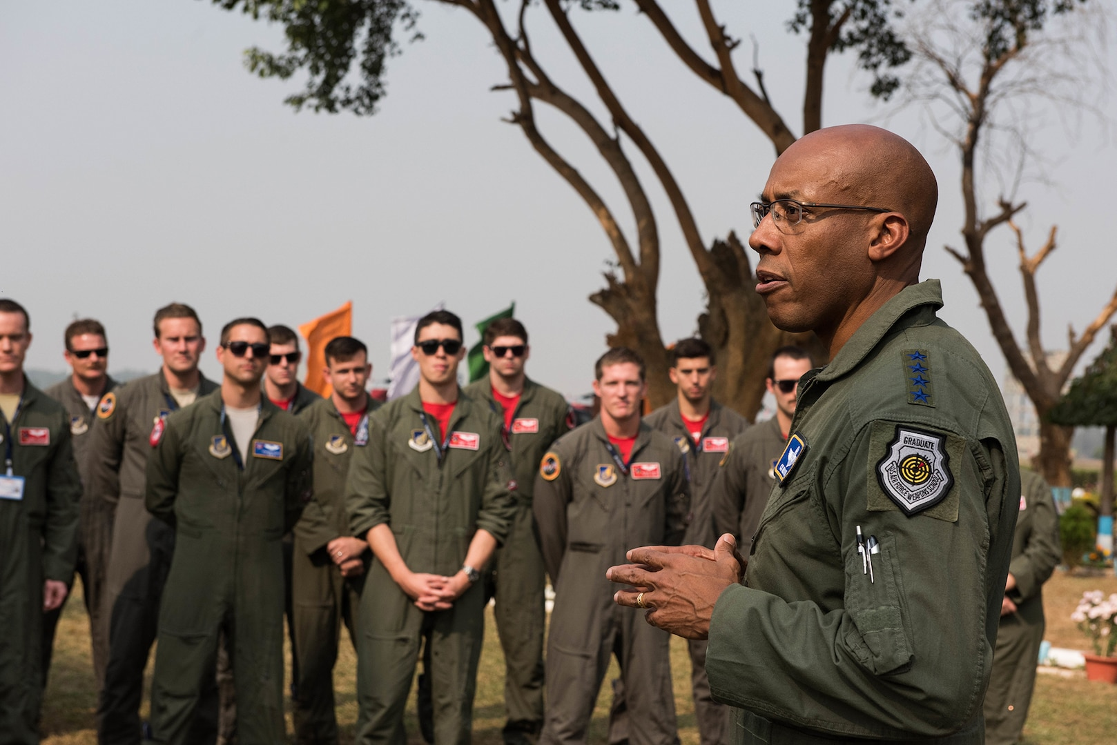 Pacific Air Forces Enters 2019 with Renewed Mission, Vision, Priorities