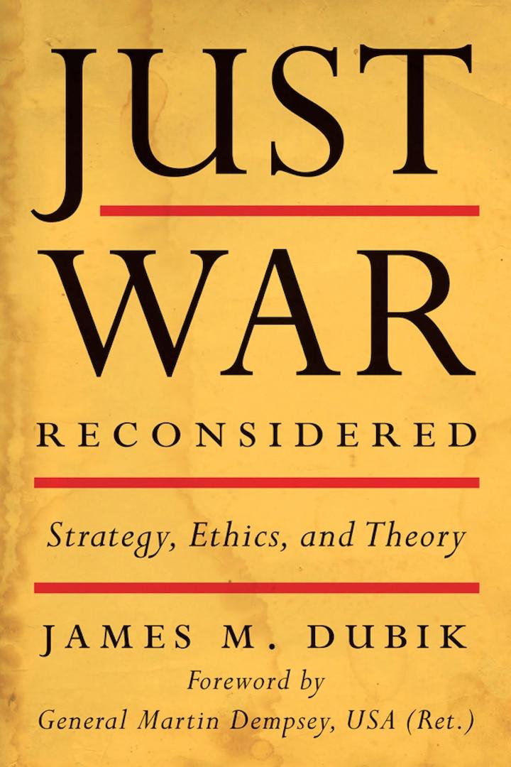 Just War Reconsidered