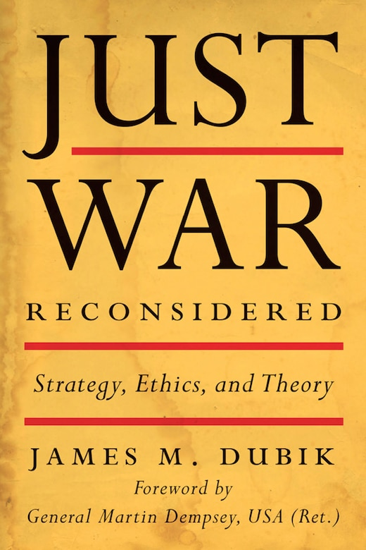Just War Reconsidered