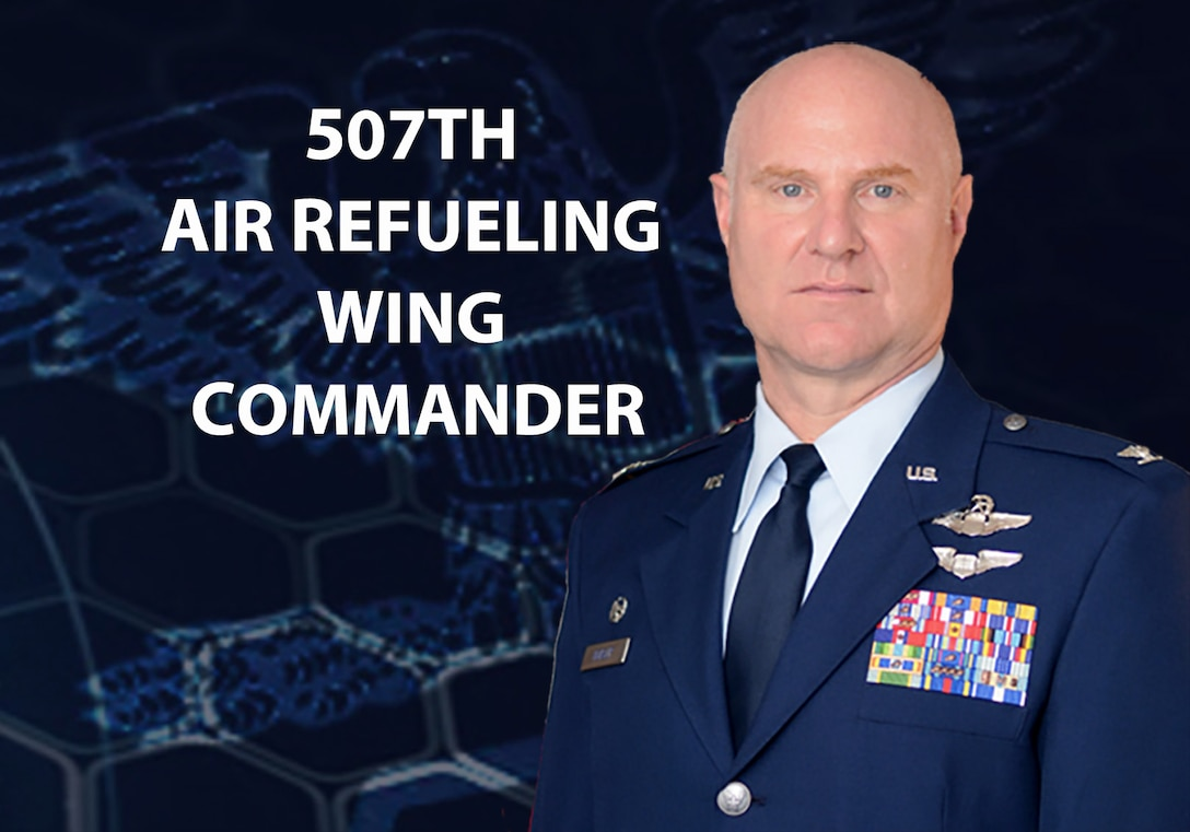 507 ARW Wing Commander