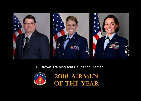 2018 Outstanding Airmen of the Year