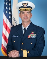 Photo of RDML Nate Moore