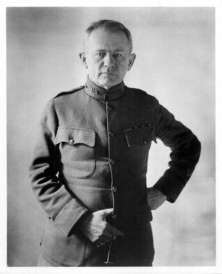 Maj. Gen. William Lacy Kenly