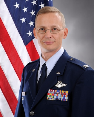 Col. Jensen biography photo