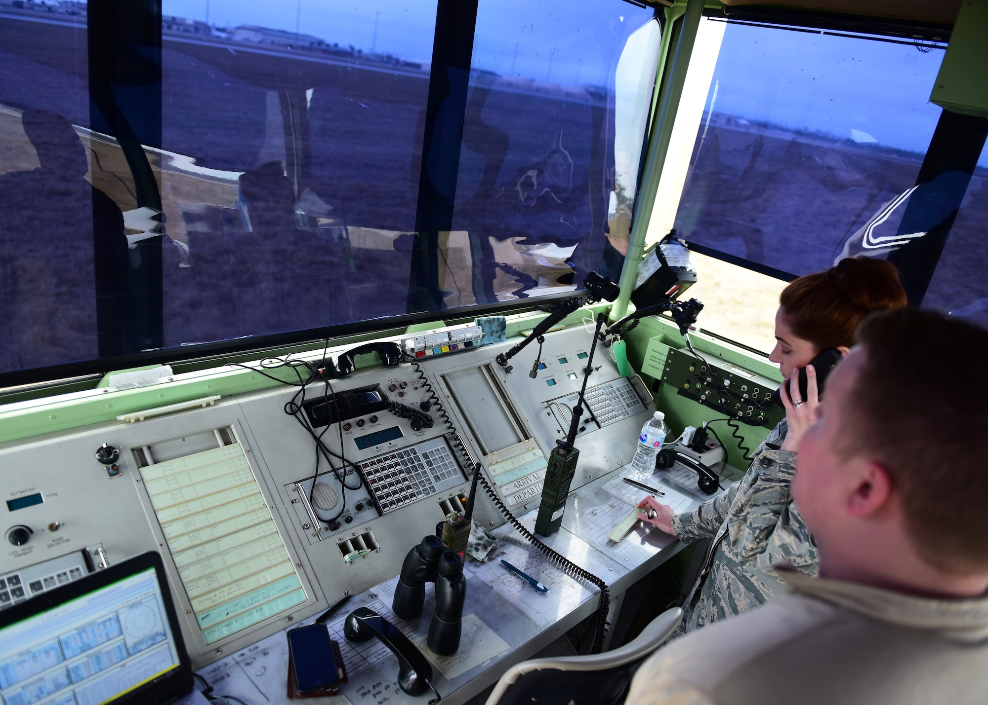 Tyndall innovators restore air operations