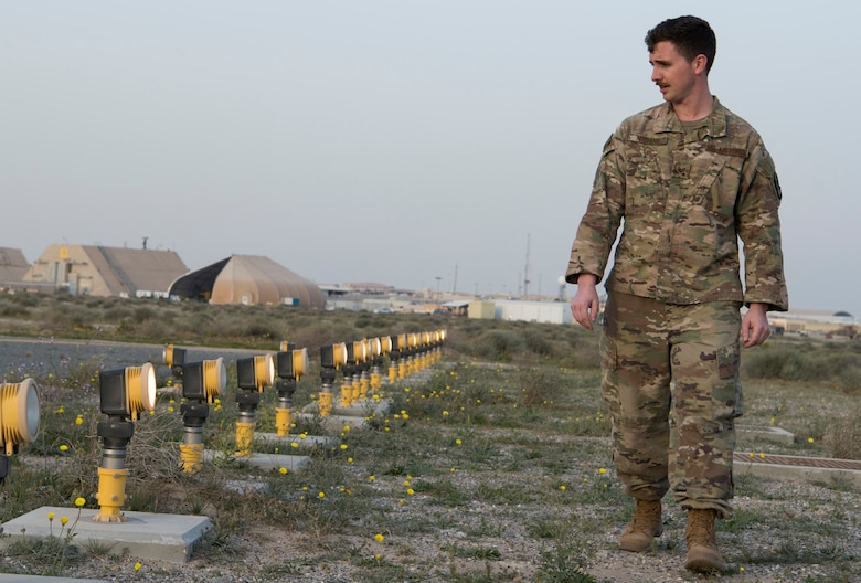 386th EOSS Airfield Management elevates mission readiness