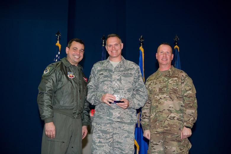 Virginia Air National Guard annual awards ceremony
