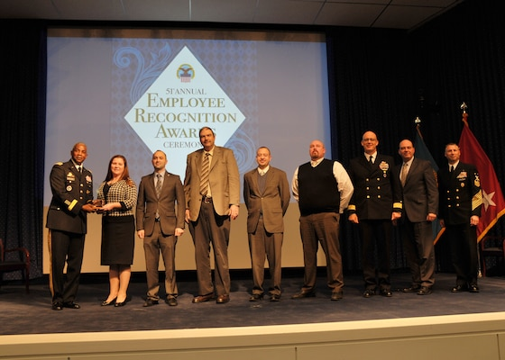 Distribution team wins DLA Acquisition Excellence Award