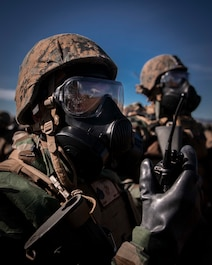 U.S. Marines with 2nd Battalion, 11th Marine Regiment, 1st Marine Division, participate in exercise Steel Knight (SK) 2019 at Marine Corps Base Camp Pendleton, California, Dec. 2, 2018