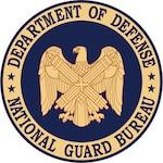 The seal of the National Guard Bureau