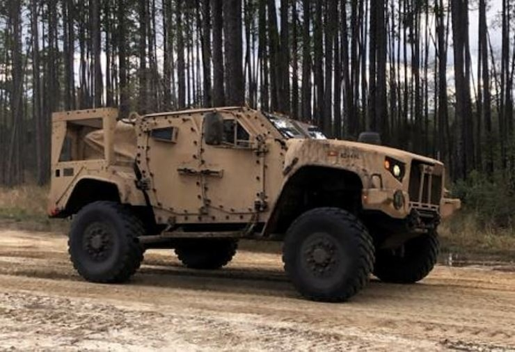 Joint Light Tactical Vehicle (JLTV)