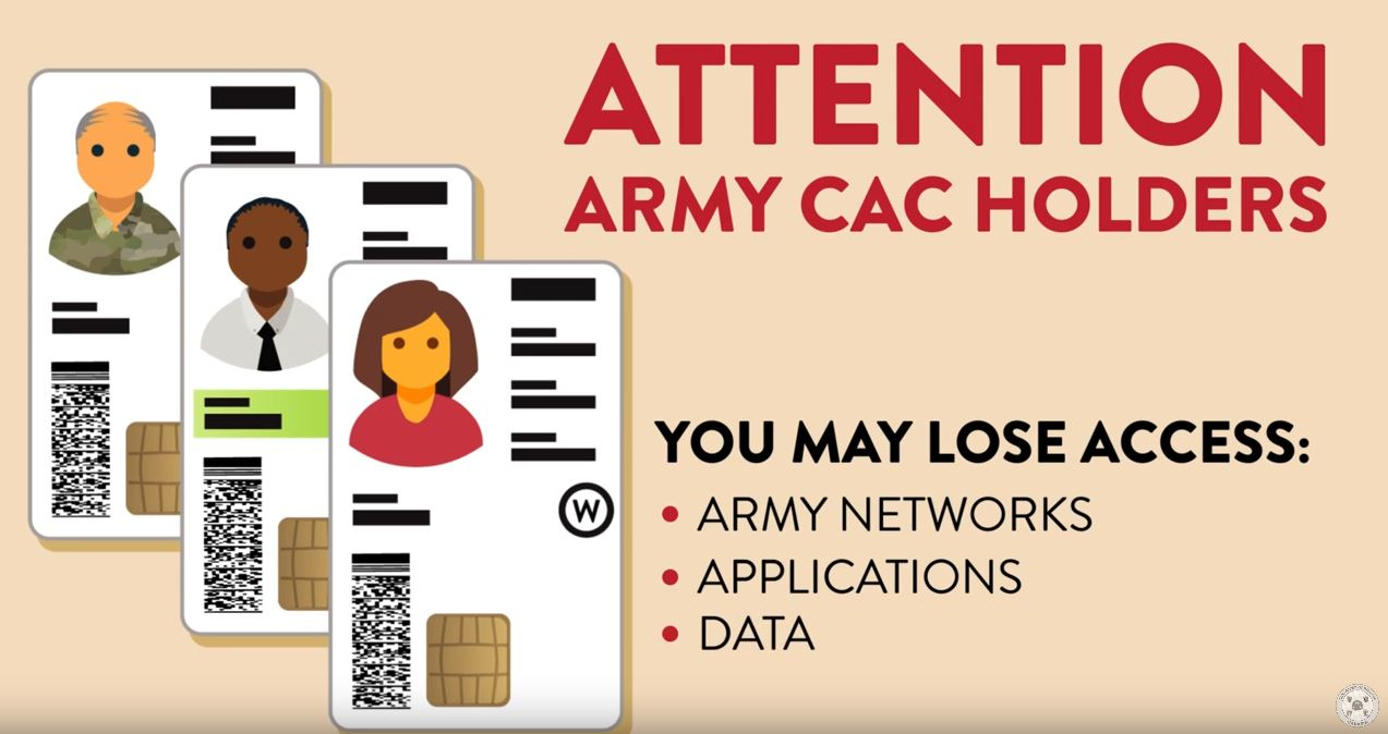 Cac Updates Us Army Engineering And Support Center News Stories