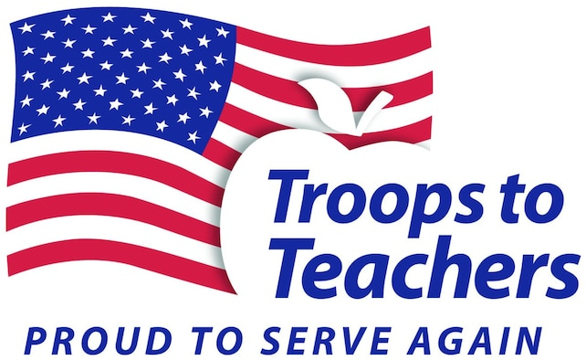 The Troops to Teacher program helps service members transition from military life to beginning a career as a teacher. Since it began in 1993, Troops to Teachers has placed more than 20,000 veterans in teaching jobs. (Courtesy Photo)