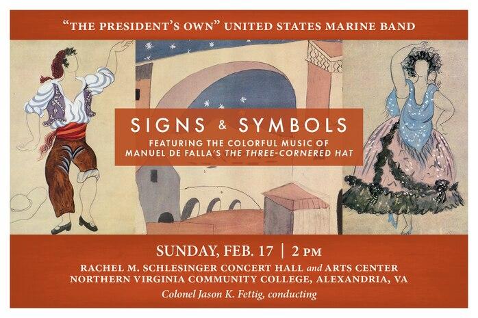 Marine Band Concert: Signs and Symbols
