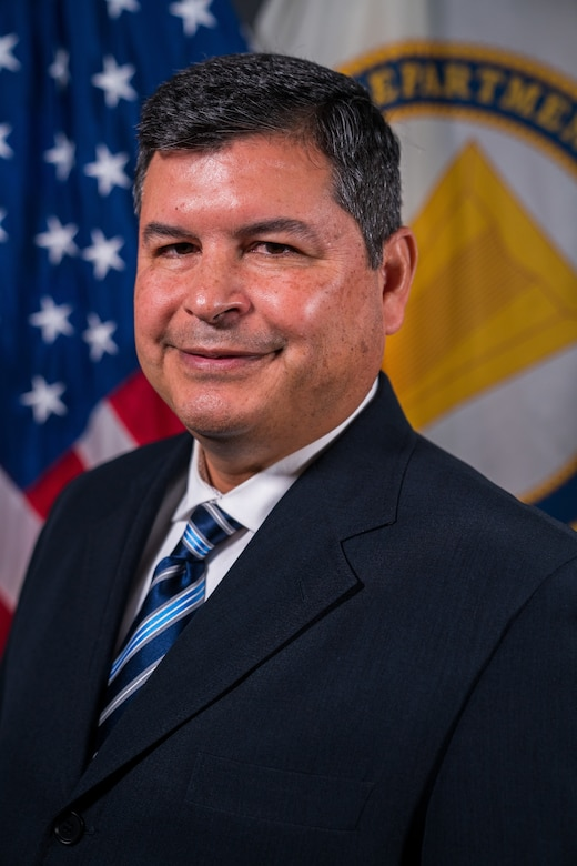 Portrait of John Moreno, SES