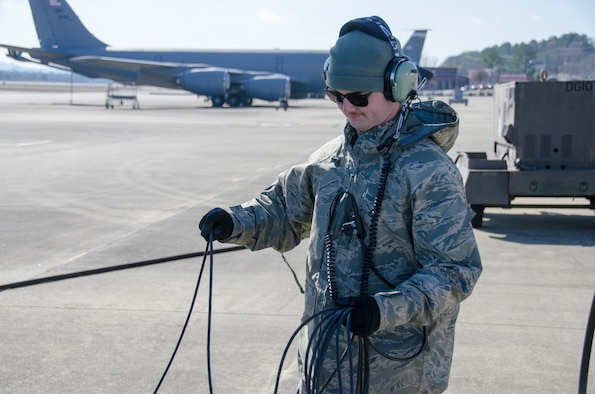117th Refuels for Southern Strike