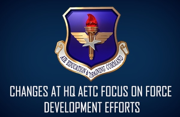 Lt. Gen. Steve Kwast, commander of Air Education and Training Command, announced changes to Headquarters AETC and to 2nd and 19th Numbered Air Force organizations today, in order to refocus the headquarters on force development efforts. This reorganization allows the Headquarters AETC staff to focus on broader force-development responsibilities, ensuring policy and strategy are aligned within the command and across the entire Air Force developmental enterprise.
