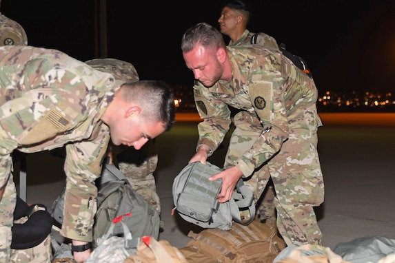 602nd Military Police Company demobilizes from Cuba mission