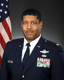 Official photo for Col, Robert M. Blake. Blake is the Vice Commander, 4th Air Force, Air Force Reserve Command, March Air Reserve Base, California.