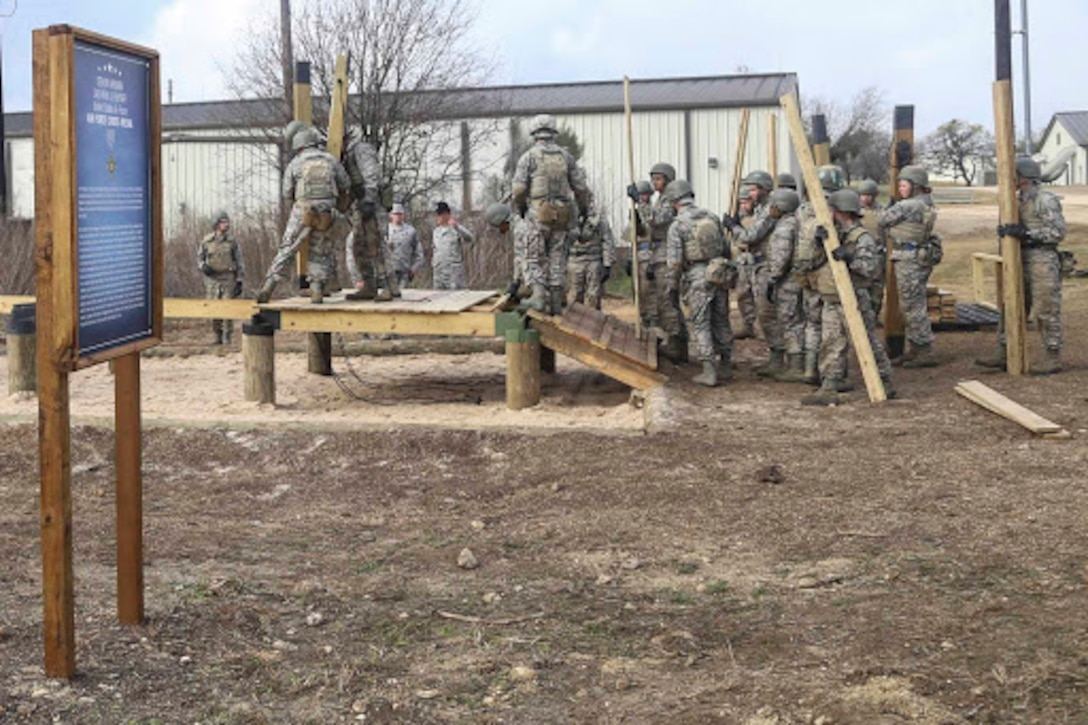 BMT Obstacle Course
