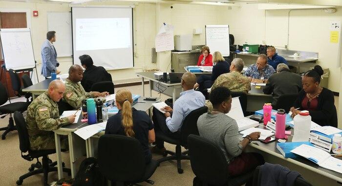 Regional Health Command-Pacific Kicks Off Arbinger Training for Outward Mindset