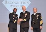 Jacksonville's Gist recognized at annual DLA award ceremony