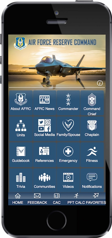 Air Force Connect App