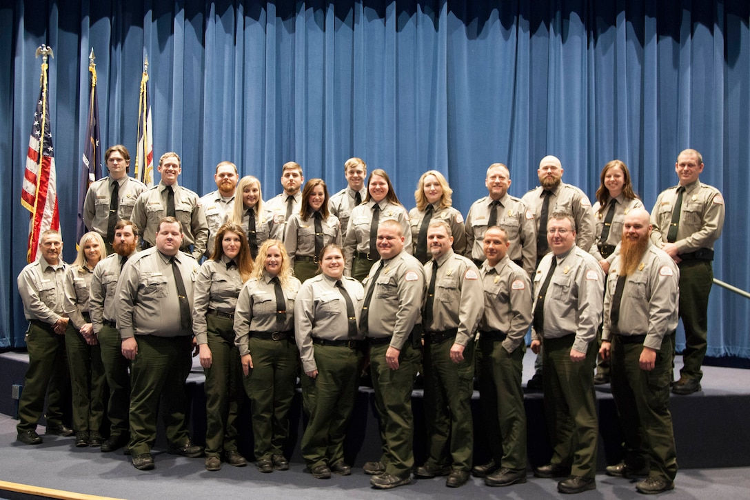 Training for Field Supervisors and Rangers