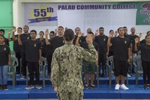 Operation Pacific: Bringing Military Entrance Processing to the Islands