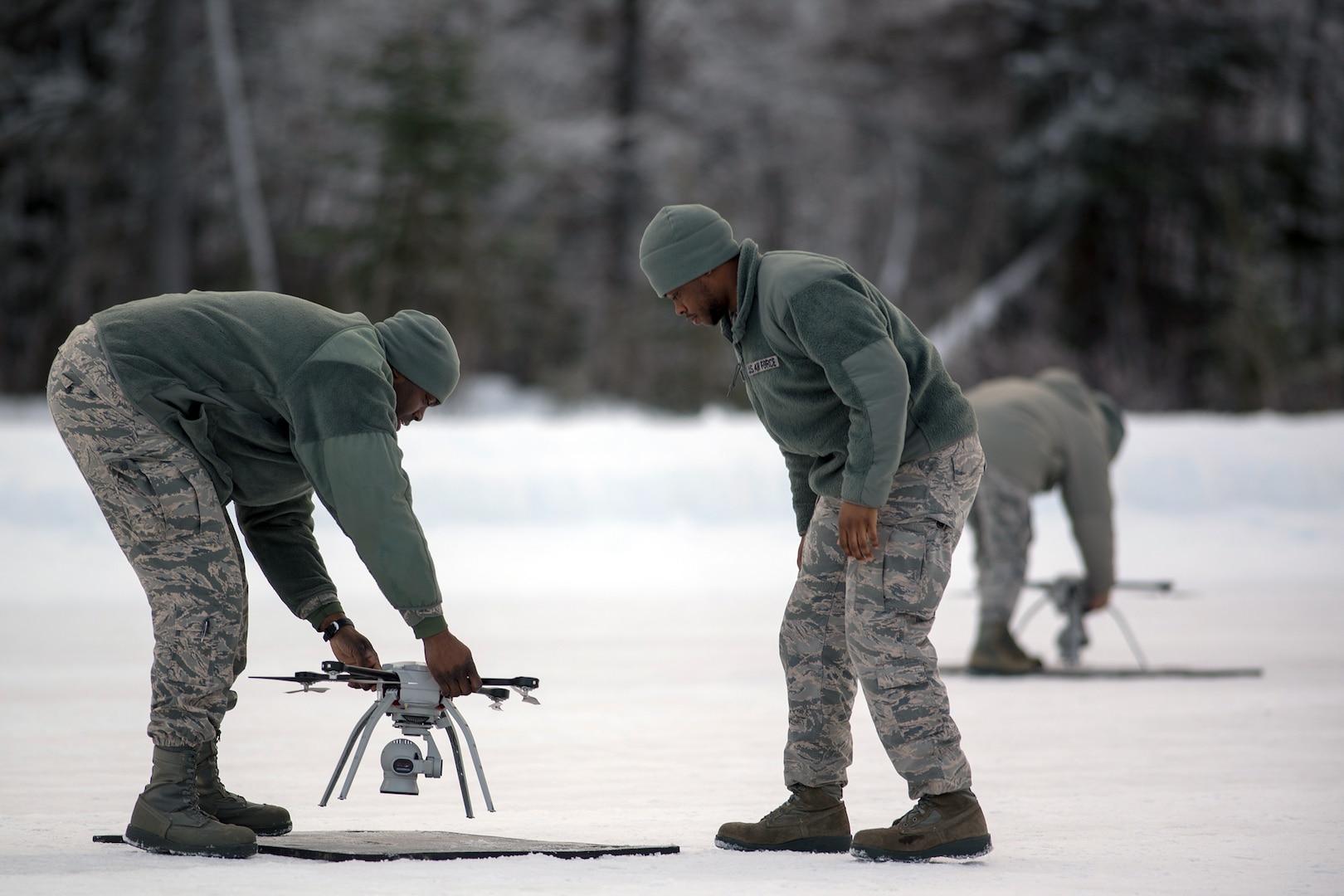 PACAF Cultivates Civil Engineer Airmen with Ground-breaking RADAS Training