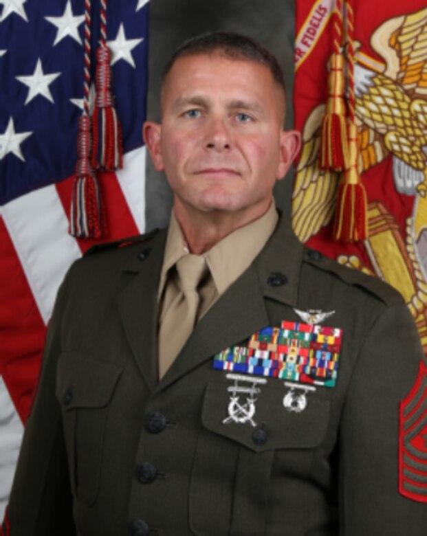 Sergeant Major Keith Massi