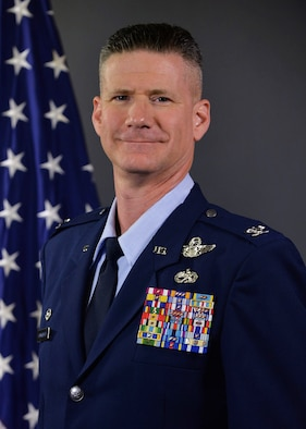 Col. Andrew J. Wineberger is the Commander of the 106th Maintenance Group, 106th Rescue Wing, F.S. Gabreski  Air National Guard Base, Westhampton Beach, N.Y.  The 106th Rescue Wing operates HC-130P/N Hercules rescue aircraft, HH-60G Pavehawk helicopters as well as the Guardian Angel Weapon System, which, in turn, supports the Air Force Personnel Recovery mission.  The 106th Rescue Wing is manned by more than 1,000 military and civilian personnel which performs military as well as civil search and rescue taskings.  The wing also assists with state disaster relief and other emergencies as directed by the Governor of New York.  Col. Wineberger enlisted in 1987 and served as a noncommissioned officer in the 106th Consolidated Aircraft Maintenance Squadron working on HC-130's, HH-3's and HH-60's. He then received his commission from the Air National Guard Academy of Military Science, McGhee Tyson Air National Guard Base, Tenn., in November of 1993. He completed pilot training in May 1995 and is a Command Pilot with more than 4,100 flight hours.  He deployed 11 times in support of Operations Northern Watch, Southern Watch, Iraqi Freedom, Enduring Freedom as well as provided humanitarian relief during major storms such as Katrina, Rita, Gustav and Sandy. Col. Wineberger has 140 combat sorties as well as 85 combat support sorties and has flown missions which contributed to more than 150 lives saved.