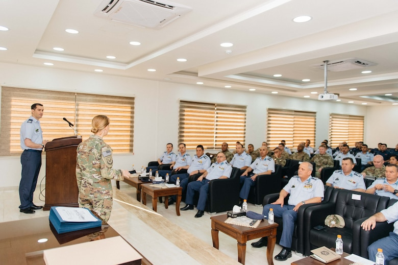 SNCO Academy brings first-ever PME course to Jordan