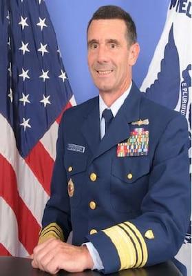 VADM David P. Pekoske