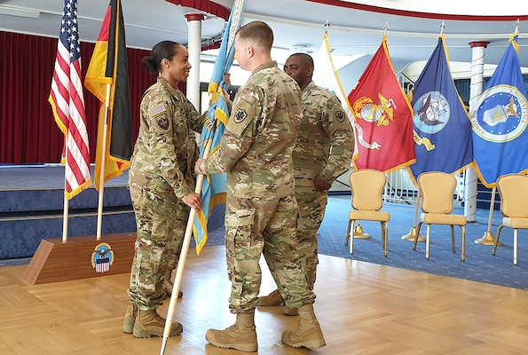 flag passing ceremony