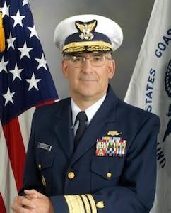 VADM D. Brian Peterman