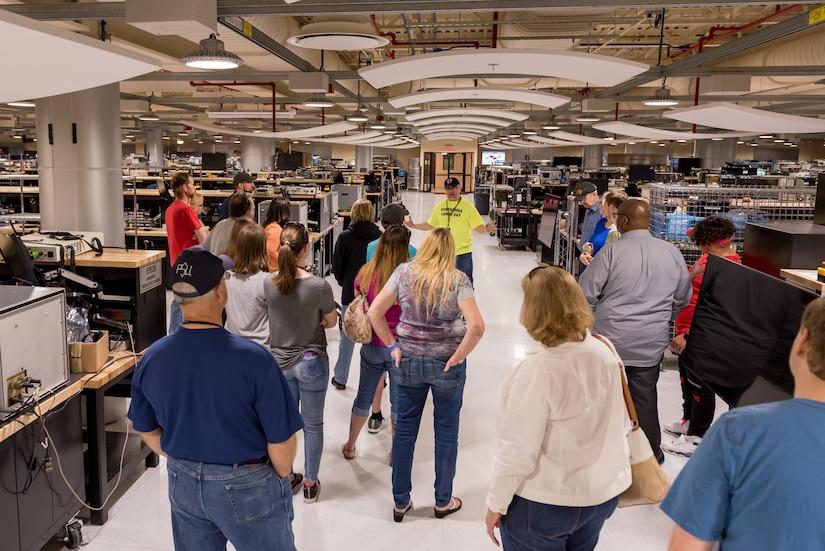 Photos of Tobyhanna Army Depot's Family Day