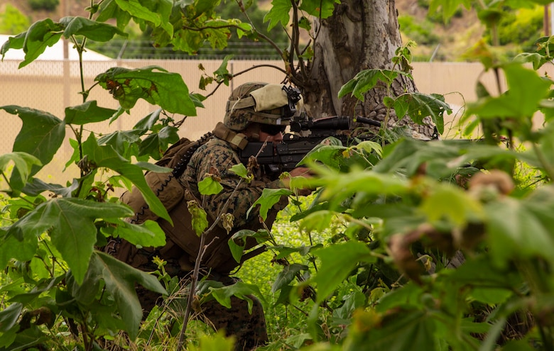 Company A participated in detainee operations and patrolling to prepare its Marines with the knowledge required to operate in a deployed environment.