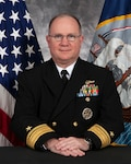 Rear Admiral James Pitts