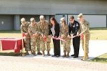 U.S. Army Medical Department Activity-Fort Stewart, Winn Army Community Hospital held a designation ceremony at the Emergency Room entrance to signify Winn ACH as a Level IV Trauma Center April 18. Winn is a state-of-the art, 25 bed emergency room and fully accredited 39 bed hospital.