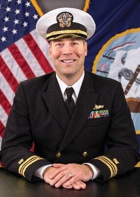 Lt. Cmdr. Phillip Mogilevsky