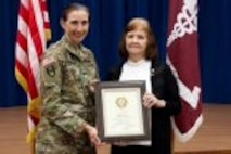 Throughout the last 34 years, U.S. Army Medical Department Activity -- Fort Stewart has undergone a series of changes, and Referral Management Assistant, Bobbie Poole has been through many of them.