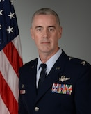Col. R. Allen Barksdale - 28th Operations Group Commander