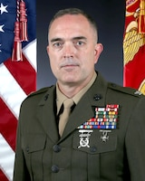 Western Recruiting Region 12th Marine Corps District Commanding Officer Col James B. Conway
