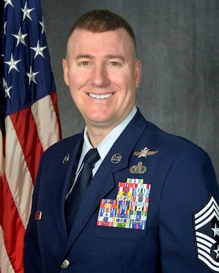 """Chief Master Sergeant Jeremiah W. Ross is the Command Chief Master Sergeant for the 70th Intelligence, Surveillance and Reconnaissance (ISR) Wing--""""America's Cryptologic Wing""""--headquartered at Fort George G. Meade, Maryland."""
