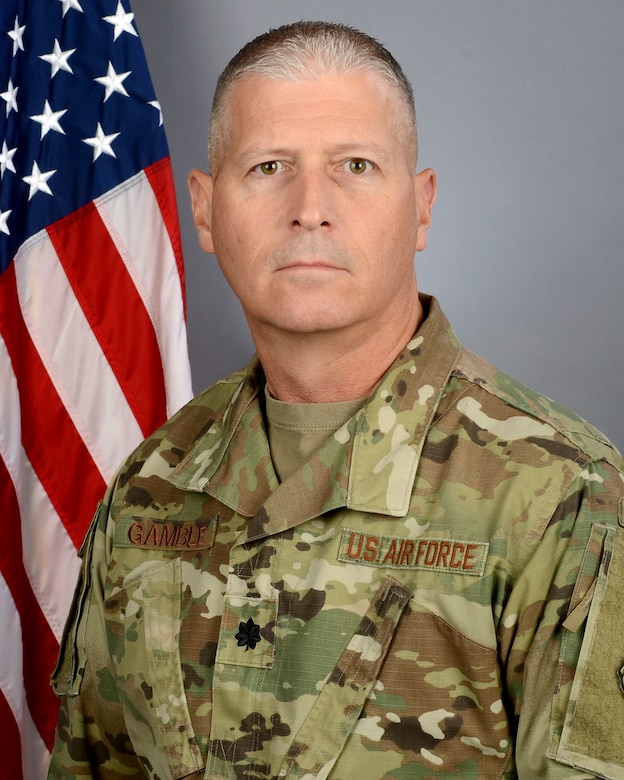 Lt. Col. Chris Gamble