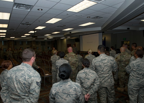 More than 50 HQ ARPC enlisted Airmen attended an enlisted development call here, July 1, focusing on enlisted heritage. The event was created as a result of inputs to senior leadership during the 2018 Defense Equal Opportunity Climate Survey.
