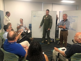 Air Force gathers innovators for Tyndall rebuild