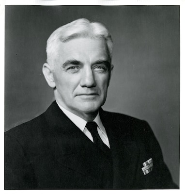 ADMIRAL EDWIN J. ROLAND